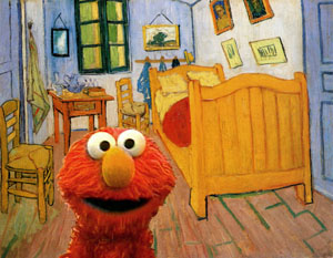 elmo 39 s bedroom by elmo